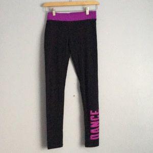 Black Justice leggings